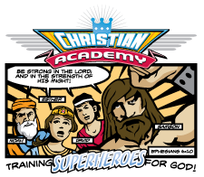 2017 VBS: Training Superheroes for God!